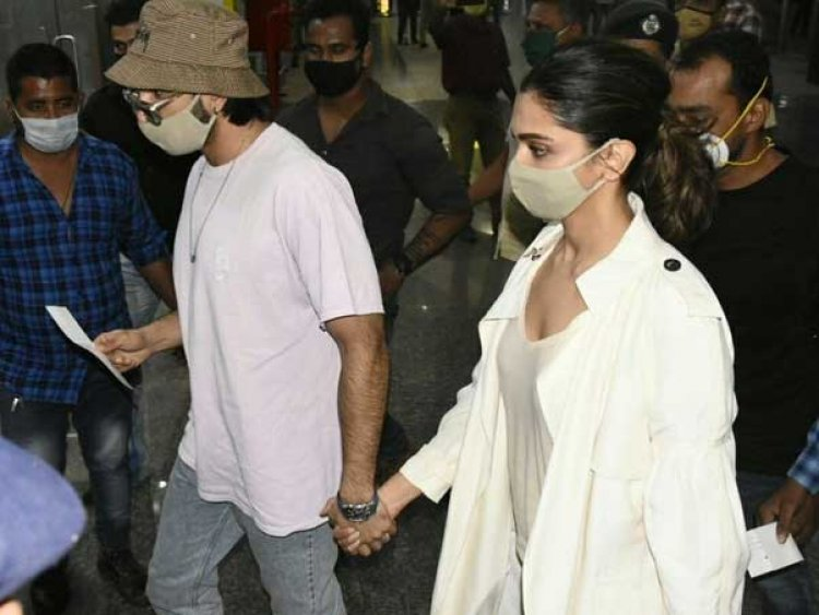 Why is Ranveer Singh requesting NCB to allow him to be present with Deepika while investigation?