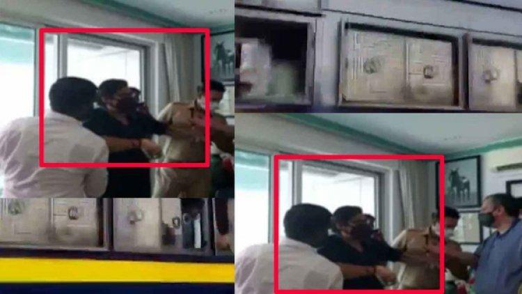 Why did Mumbai police arrest reporter Arnab Goswami?