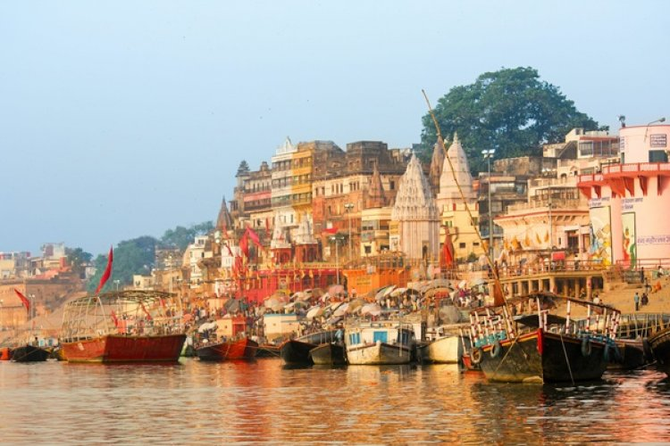 """Varanasi, otherwise called Benaras, was classified """"the Ancient City"""" when Lord Buddha visited it in 500 B.C. furthermore, is the oldest, continuously inhabited city on the planet today."""