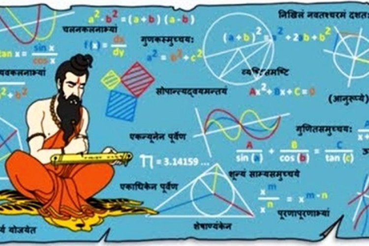 Algebra, Trigonometry, and Calculus are subjects, which were founded in India.