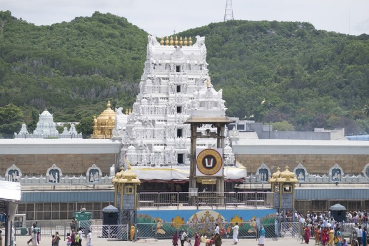 The Vishnu Temple in the city of Tirupathi constructed in the 10th century is the world's largest religious pilgrimage destination. Larger than both Rome and Mecca, an average of 30,000 visitors donate $6 million (US) to the temple each day.