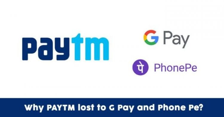 What is the biggest mistake that a big company Paytm has made?
