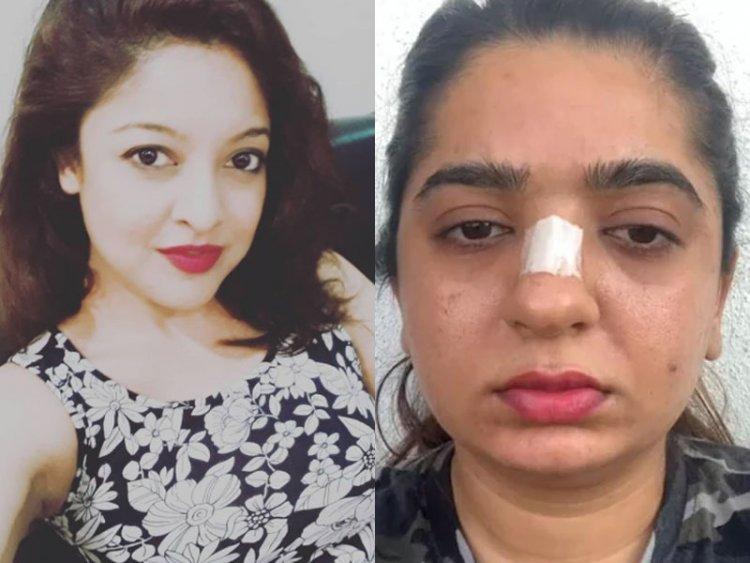 Zomato controversy: Tanushree Dutta, who accused Nana Patekar of sexual harassment, supports 'beauty influencer' Hitesha Chandranee