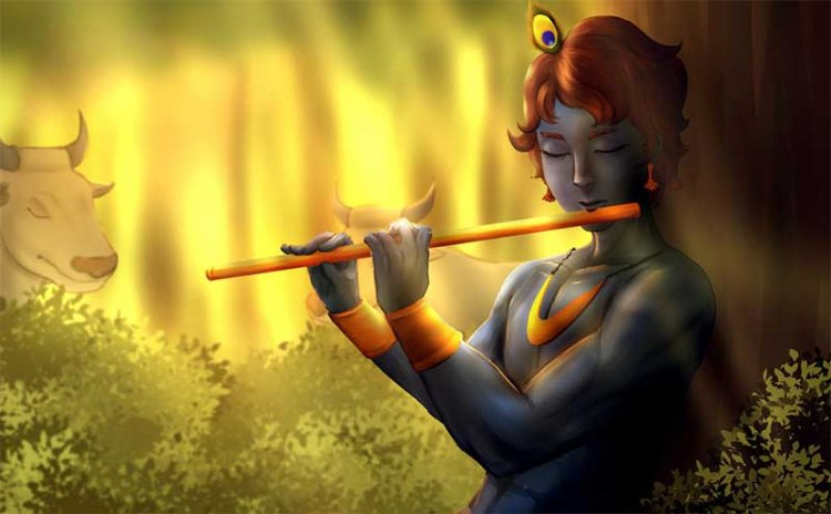 11 Interesting & Amazing Facts about Lord Krishna, Everyone should know