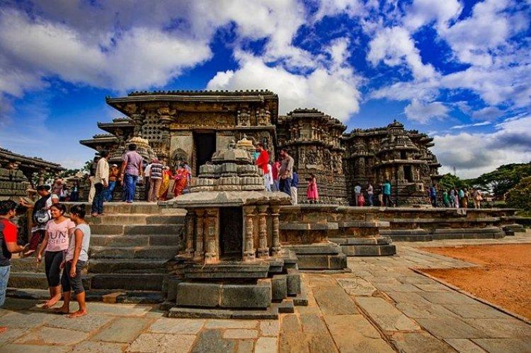 होयसलेश्वर मंदिर: बिना नींव वाला मंदिर (Hoysaleswara temple)