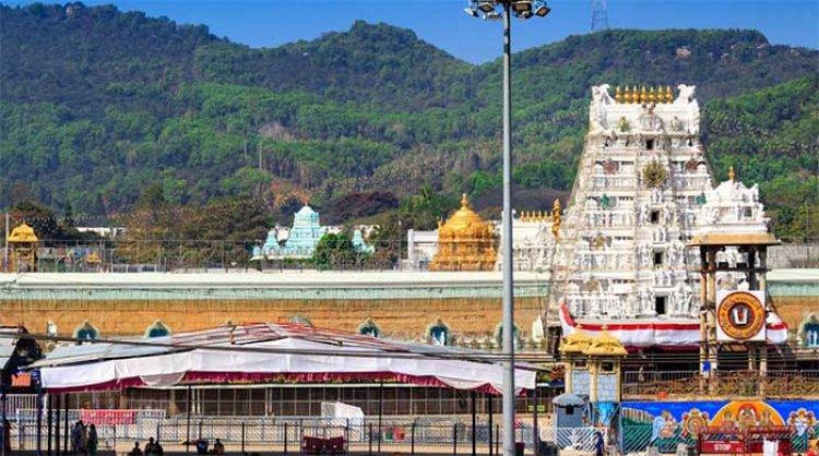 तिरुपति बालाजी: सबसे अमीर मंदिर(Tirupati Balaji)