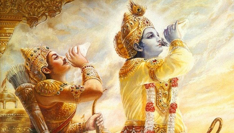 Must-Read: Conversation between Krishna & Today's Arjun