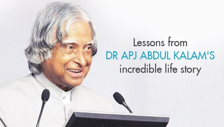 The Newspaper Boy Who Became The Indian President, Dr APJ Abdul Kalam!