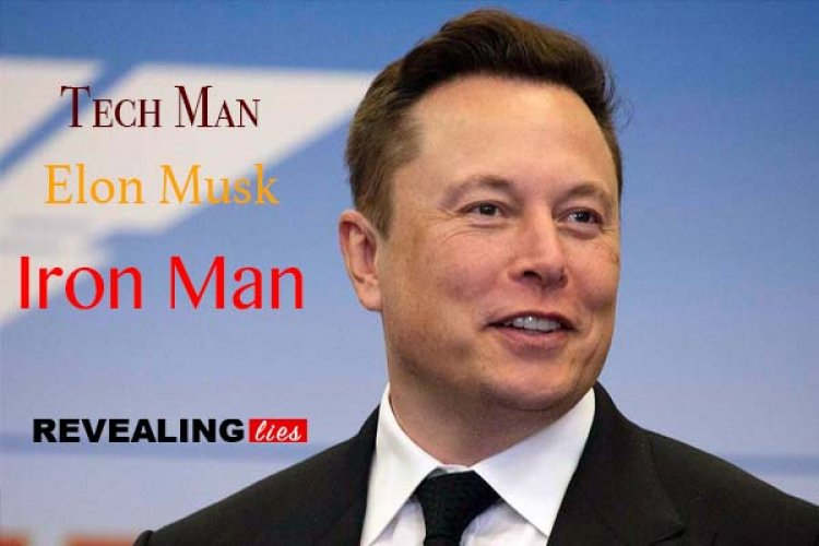 Ten interesting facts about Elon Musk(Richest person in the world)
